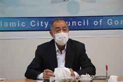 تشکر رئیس شورای اسلامی شهر گناباد از اقدامات شهرداری درروز اربعین