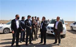 گزارش سفر مدیرعامل سازمان همیاری شهرداری های خراسان رضوی به گناباد
